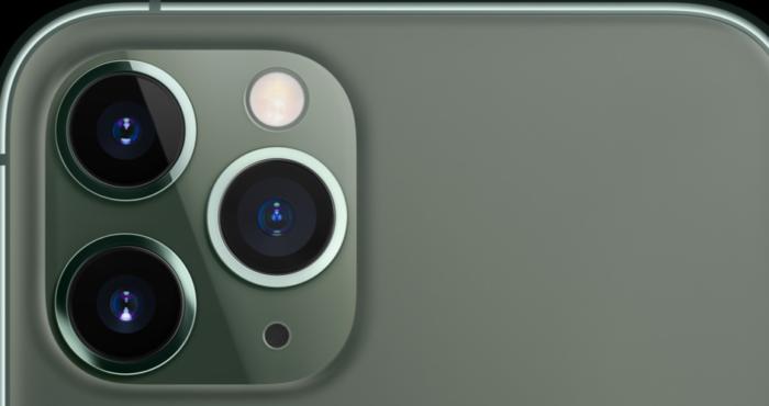 Triple camera iphone 11