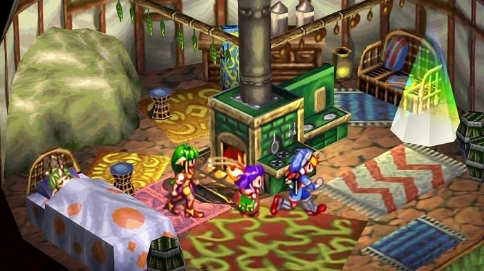 Grandia 1 HD Remaster