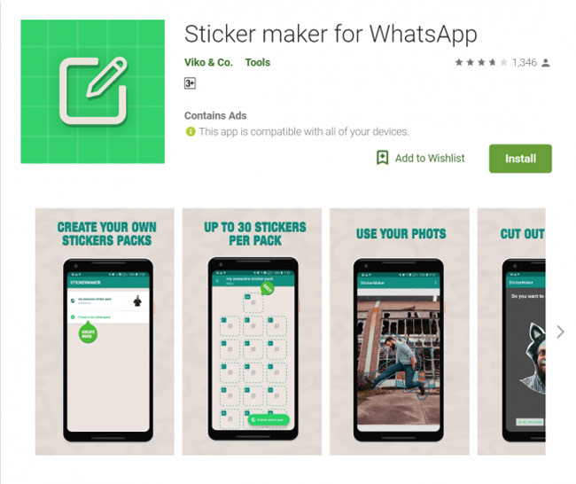 Sticker Maker for WhatsApp