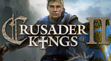 Crusader Kings 2 Cover