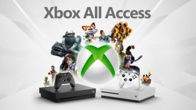 All Access Bundle and Xbox Game Pass Ultimate