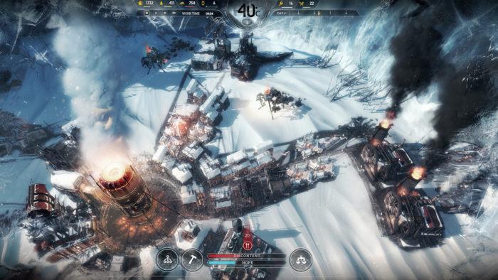 Best Survival Games Frostpunk