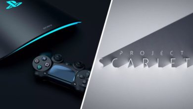 PlayStation 5 vs Xbox Scarlett