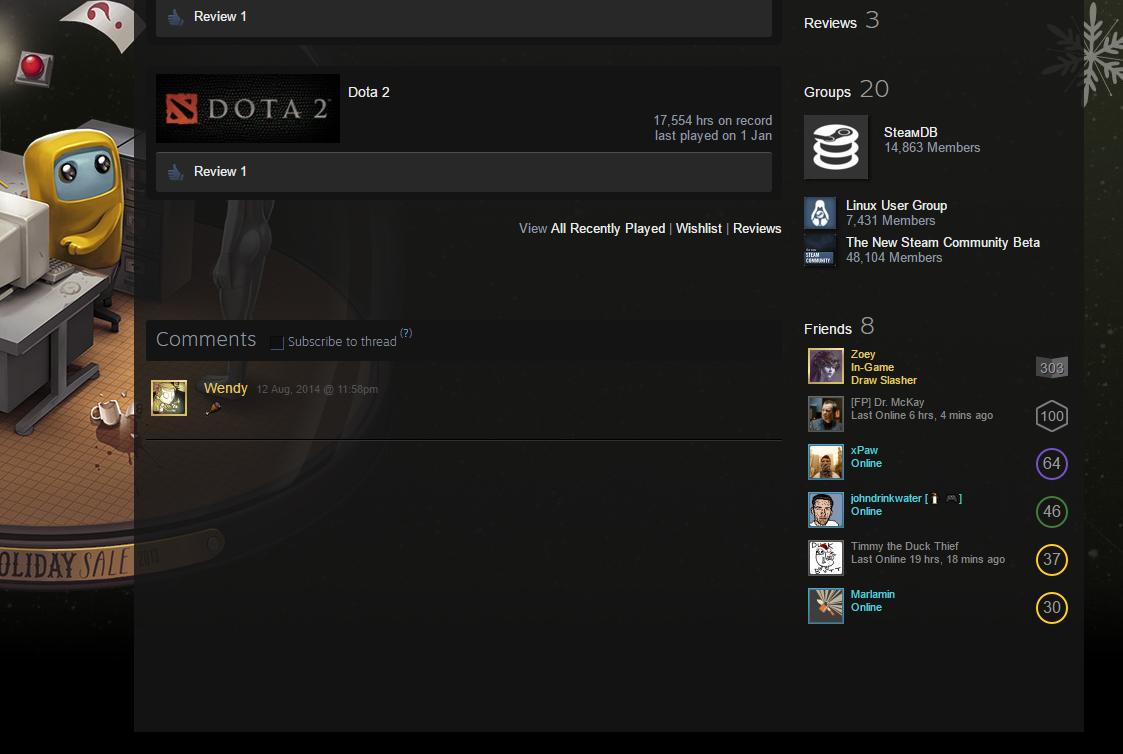 Change Steam Profile Picture