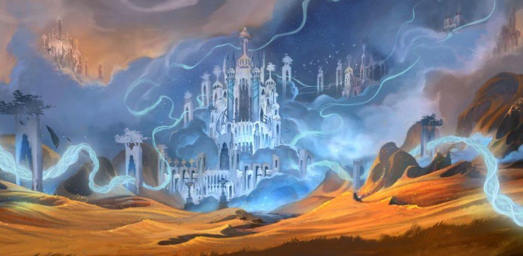 World of Warcraft Bastion Concept