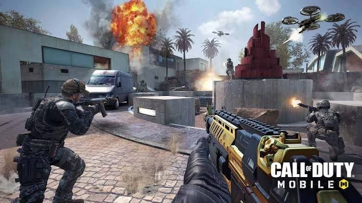 CoD Mobile, Weapon Upgrades