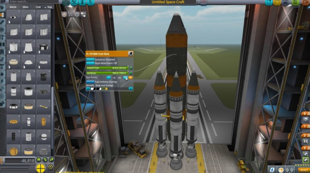 Kerbal Space Program 2 Rocket