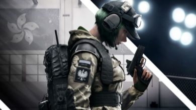 Rainbow Six Siege Ela