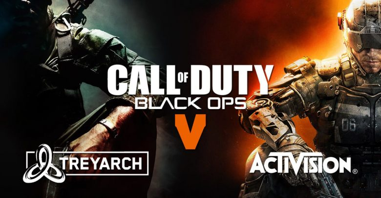 Call of Duty Black Ops V Poster