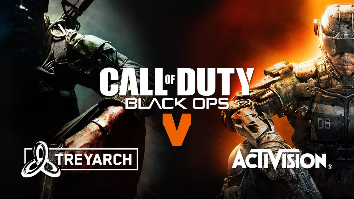 Treyarch Is Working On Call Of Duty Black Ops V