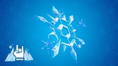 Fortnite Snowflake Locations