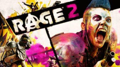 Rage 3 - Rage 2