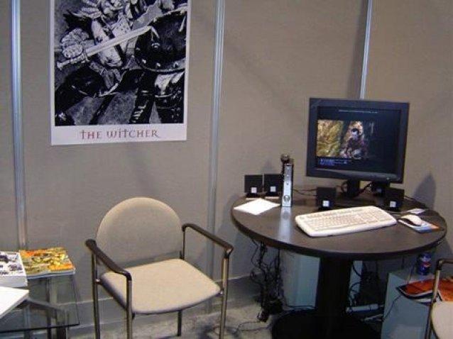 CD Projekt Red E3 2004