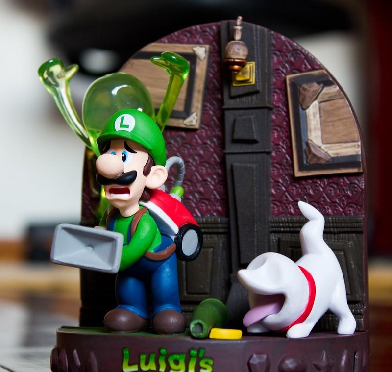 Luigi Mansion 4
