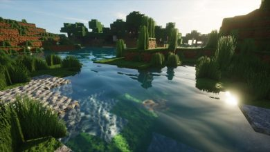install shaders on Minecraft