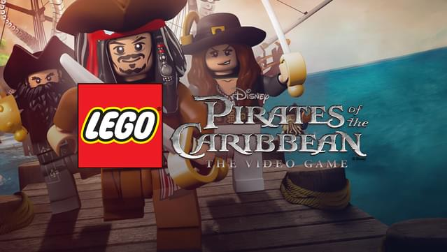 Lego Pirates of the Caribbean - best LEGO games