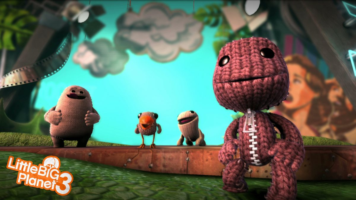 Little Big Planet 4 May Be A Long Way Down The Road