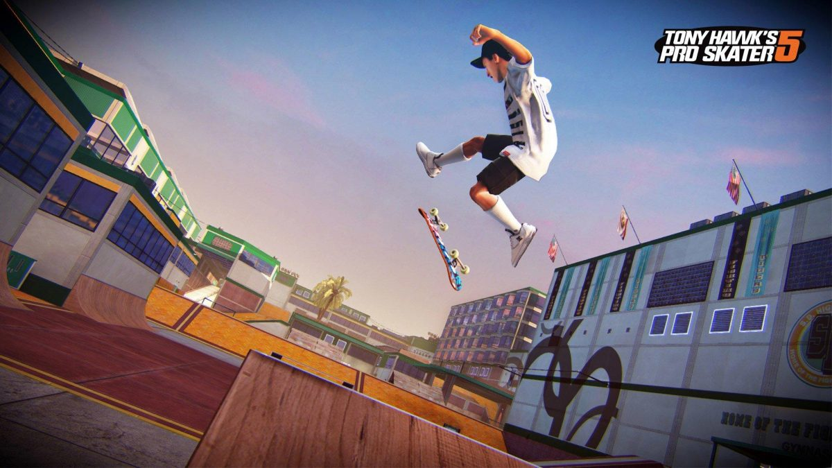 Pro Skater 6 on Next Generation Consoles