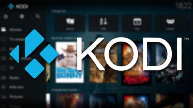 clear cache on Kodi