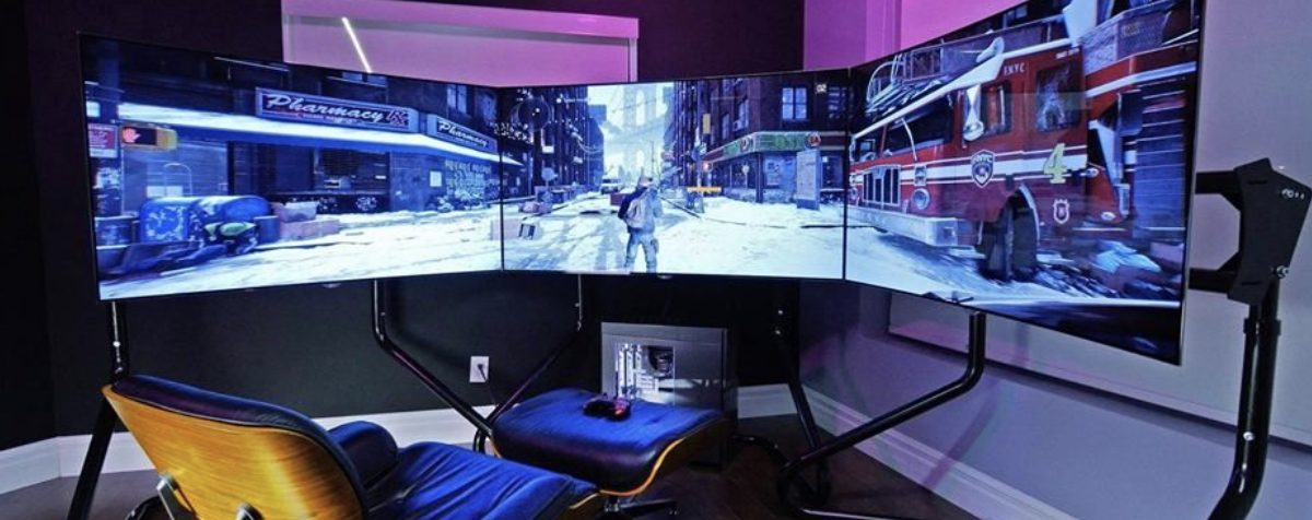 PC Gaming may have legs considering the types of Rigs you can build