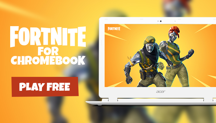 Fortnite on Chromebook