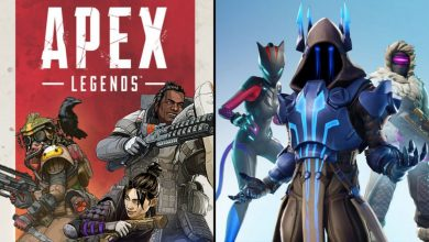 Fortnite vs Apex Legends
