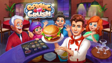 Cooking Crush