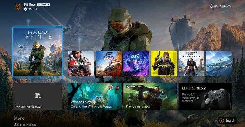 Gameshare on Xbox