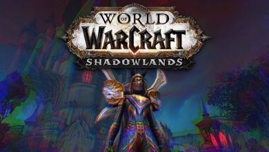 World of Warcraft Shadowlands 3