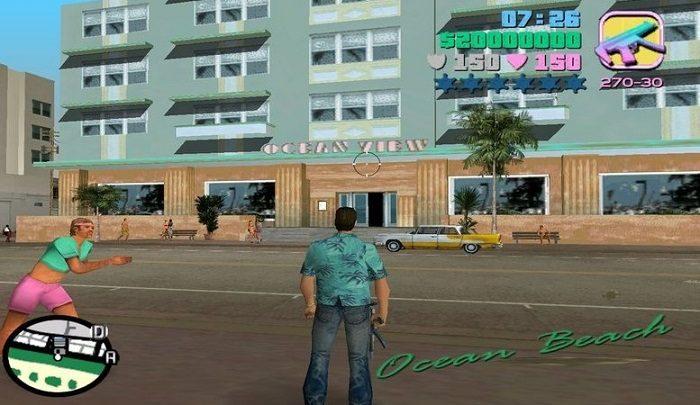 Grand Theft Auto Vice City 1