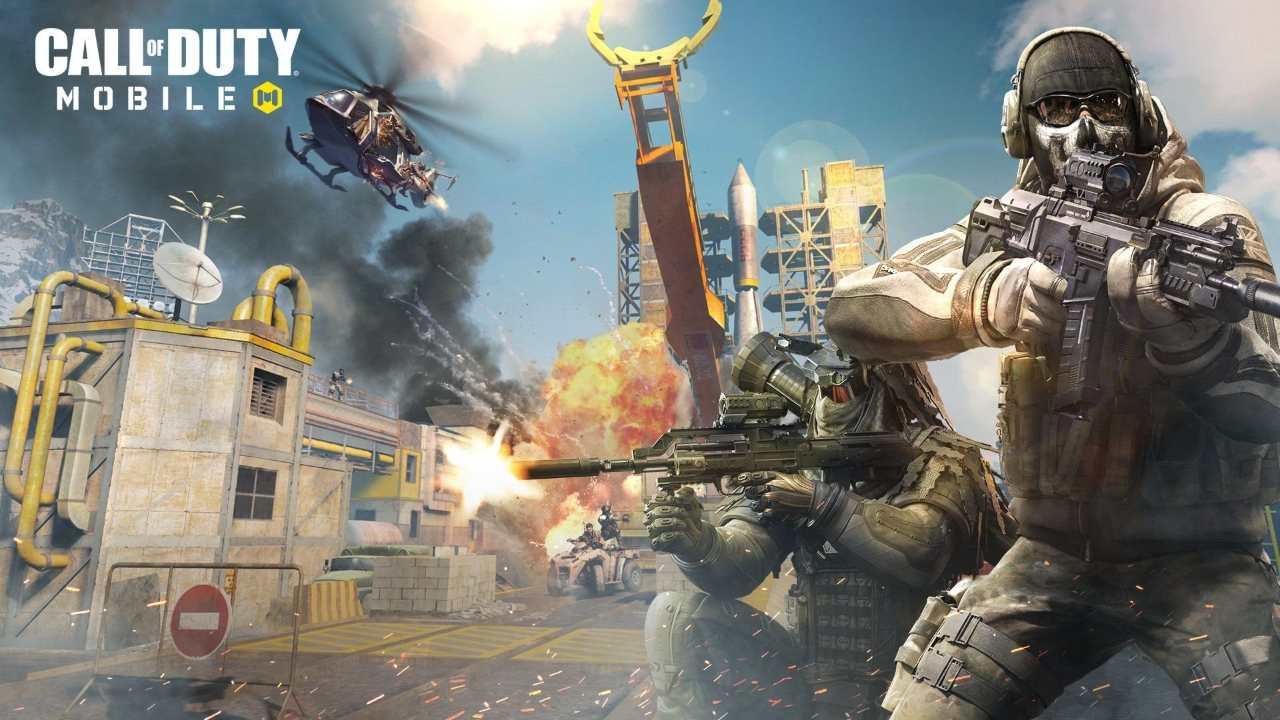 Call of Duty Mobile Crashing