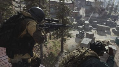 Best Sniper Rifle Warzone