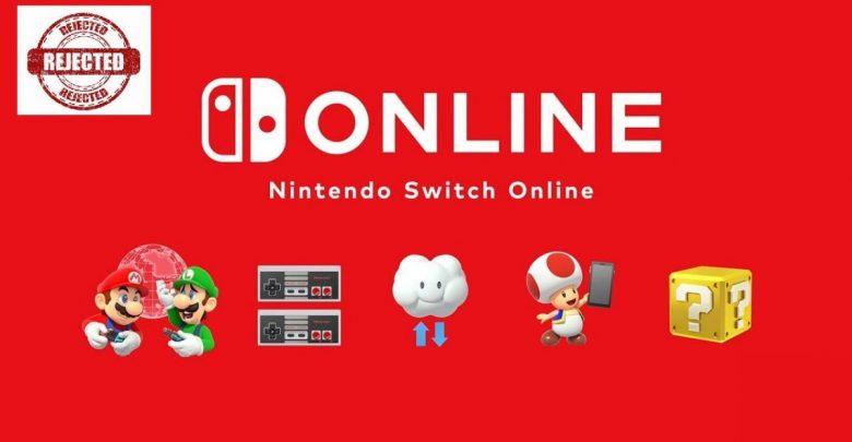 Cancel Nintendo Switch Online