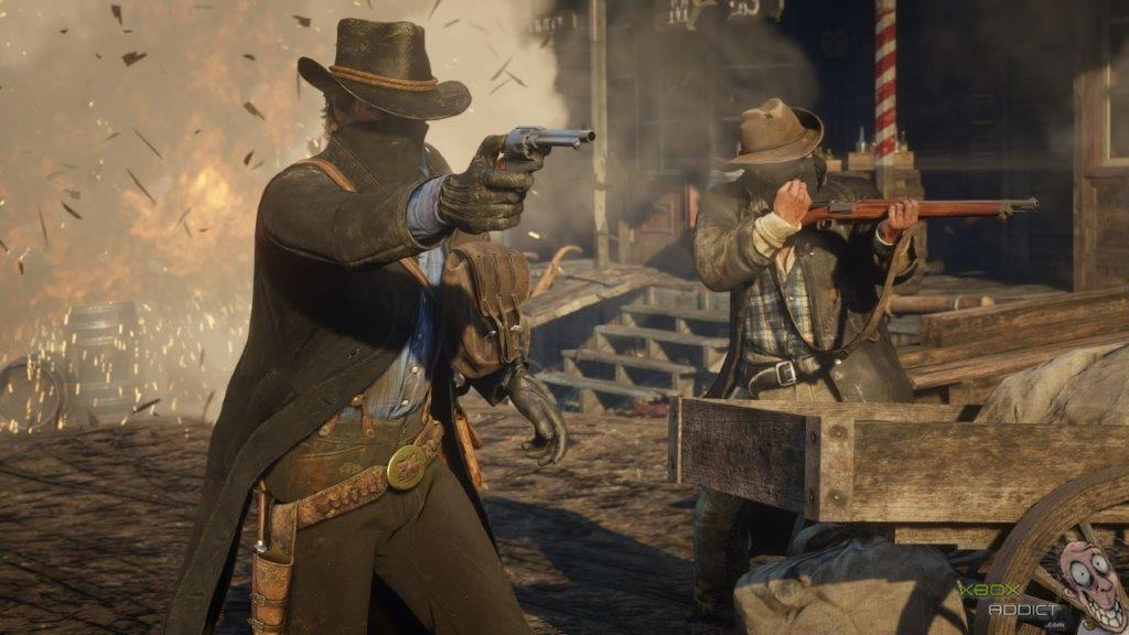RDR 2 Xbox One
