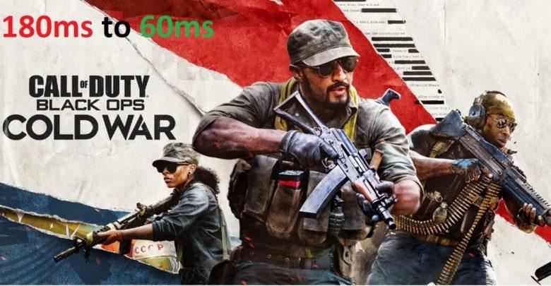 Call of Duty Latency