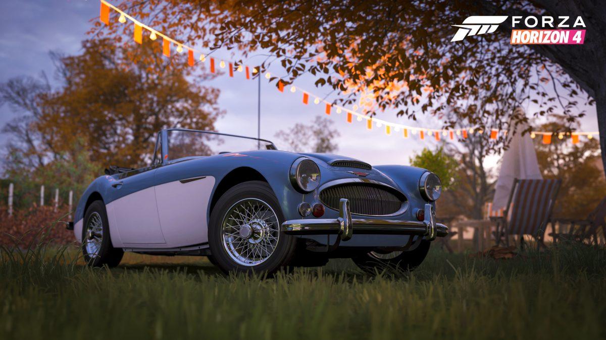 Forza Horizon 4 Frame