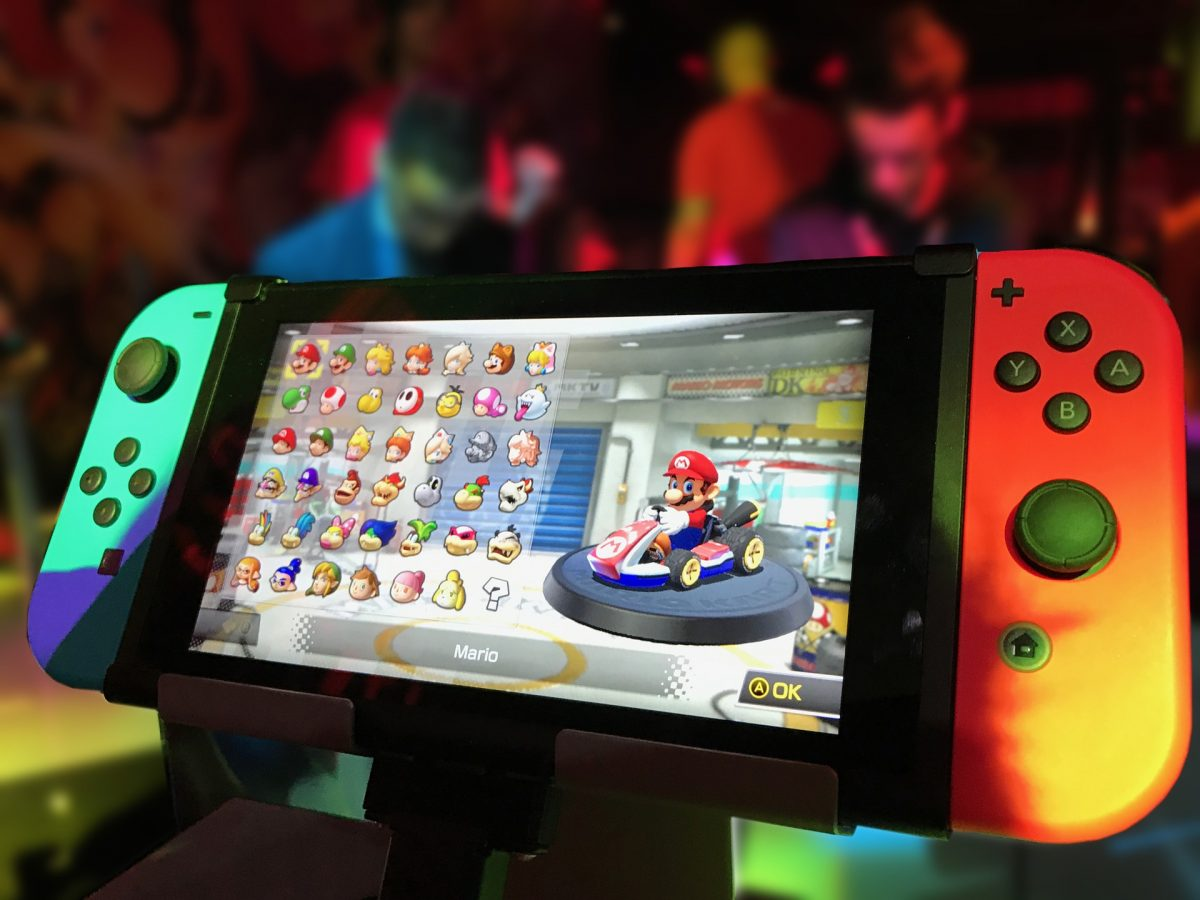 Bluetooth Audio Nintendo Switch