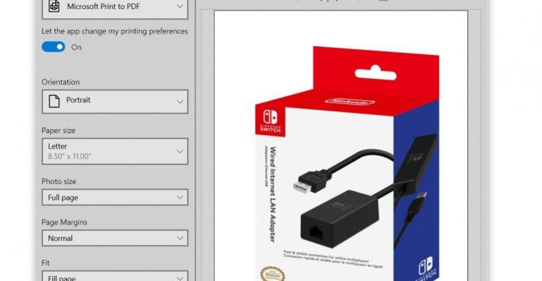 JPG to PDF Windows 10