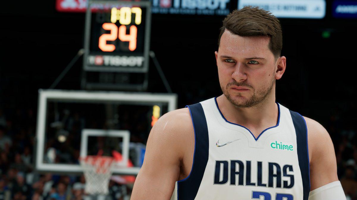 NBA 2K22 Crashing PS4