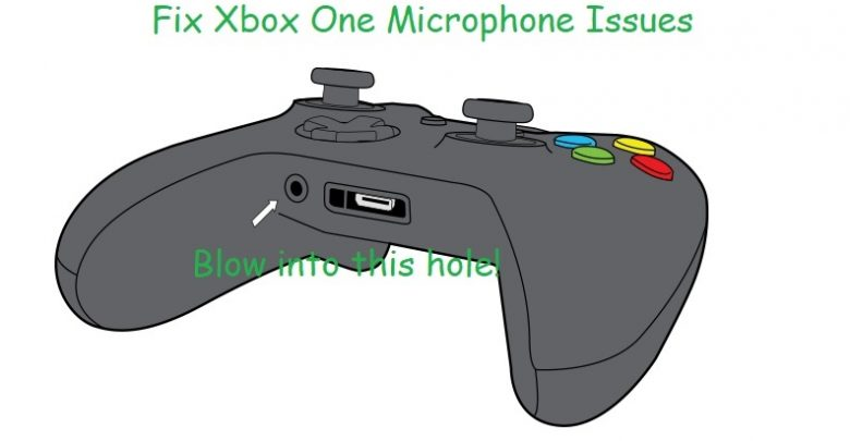 Xbox One Microphone Issue