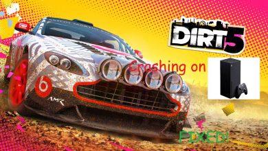 Dirt 5 Crashing Xbox