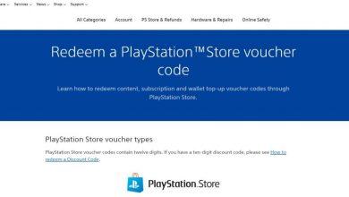 Redeem a PS4 Code