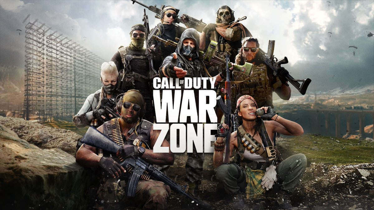 Warzone Voice Chat